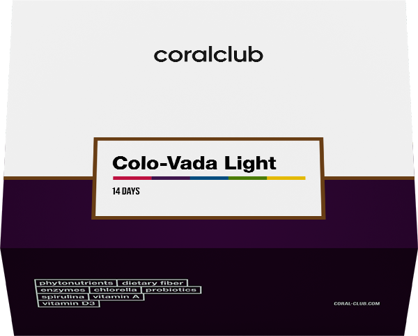 Nopirkt Program Colo-Vada Light