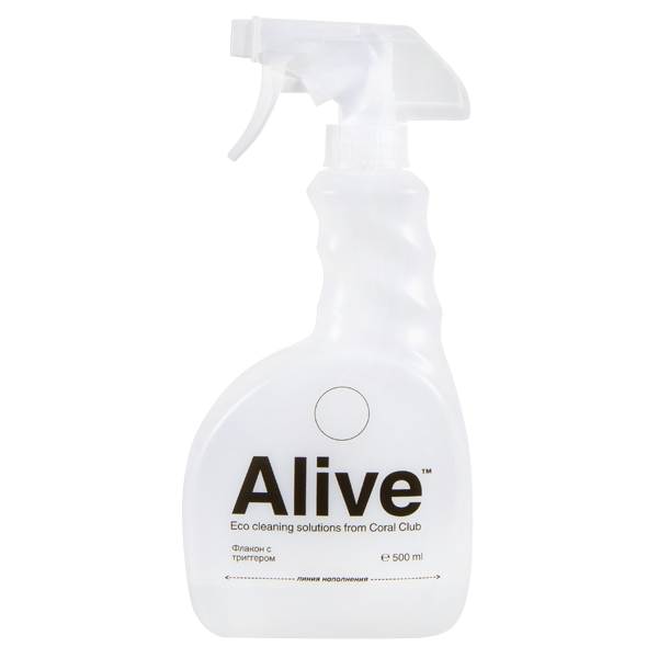 Nopirkt Alive Spray Bottle