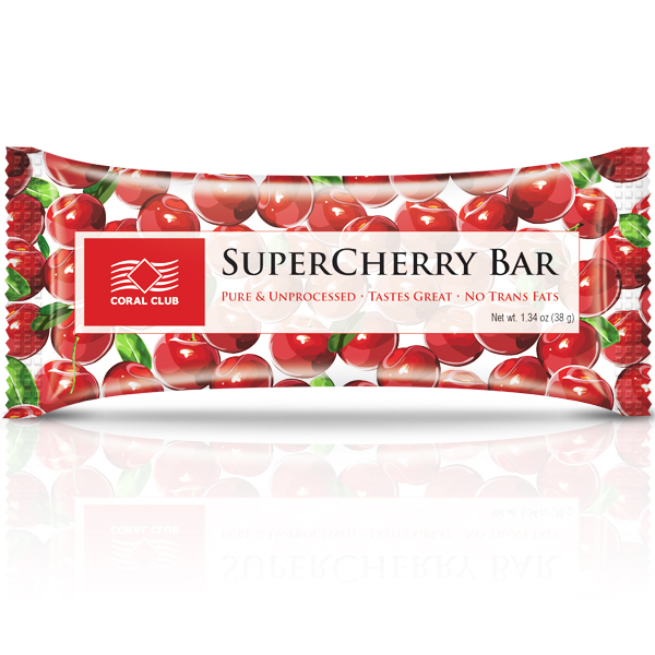 Nopirkt SuperCherry Bar