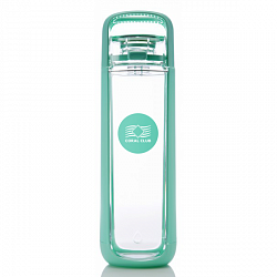 KOR One 750 water bottle, turquoise