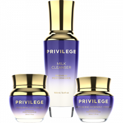 Privilege Morning care set