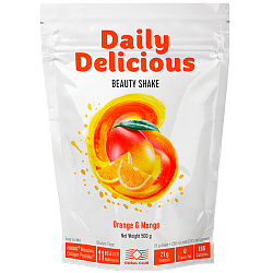 Daily Delicious Beauty Shake Orange & Mango