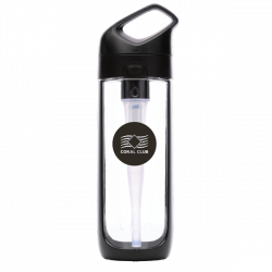 KOR One 750 water bottle, black