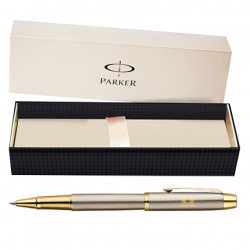 Parker IM pen metall/gold