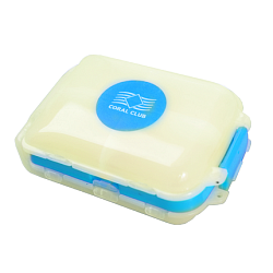 GoBox mini container, blue